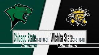 Wichita State Women's Basketball vs Chicago State