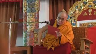 'Далай Лама 2010   Аудиенция для буддистов из западных стран и России Бодхгая, 9 января 2010'