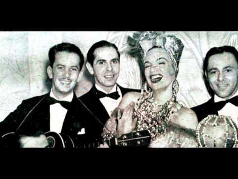 Garoto (Aníbal Augusto Sardinha) - LÍNGUA DE PRETO - Honório Lopes - Gravação de 1949