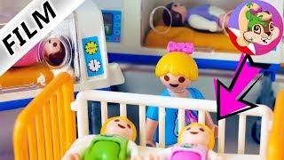 Playmobil Rodzina Wróblewskich | Co robi HANIA na ODDZIALE NIEMOWLĘCYM?