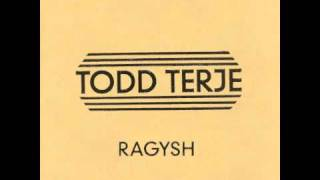 Todd Terje - Ragysh - Running Back RBCR-78