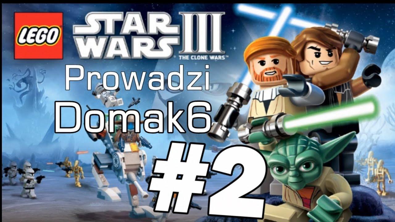 Lets Play Zagrajmy W Lego Star Wars 3 Pc Odc 2 Bitwa O