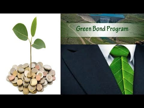 GREEN BOND AND BLUE BOND ,24* 7 ELECTRICITY FOR ALL