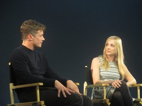 Joanne Froggatt and Ed Speleers: Downton Abbey