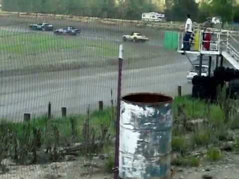 Eagle Track Raceway Street Stock Main Event May 31st 2014