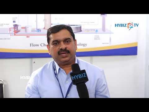 Sea Trade Inc, Iftekhar Mohammad   Aquaex-India 2018 in Hitex, Hyderabad