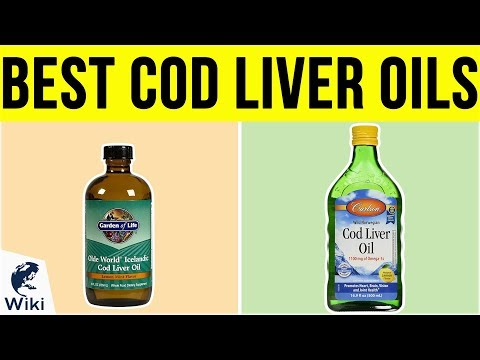 8 Best Cod Liver Oils 2019