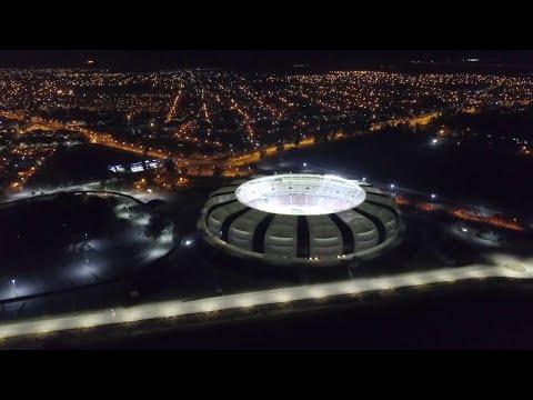 """Sound System Installation at Santiago del Estero """"Madre de Ciudades"""" Stadium"""