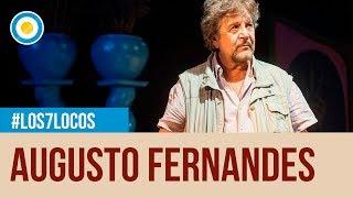 Los 7 locos -  Augusto Fernandes, emblema del teatro nacional