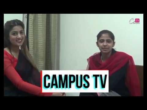 Femina Miss India    Aditi Sharma    Agaaz_2016   campus tv india