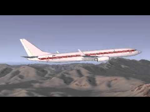Microsoft Flight Simulator X: Las Vegas to A51