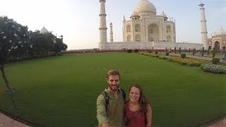Chasing the Dream - Couple quit jobs to film a selfie around the world