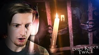 Oh no.. not like this. || don't knock twice (ending)