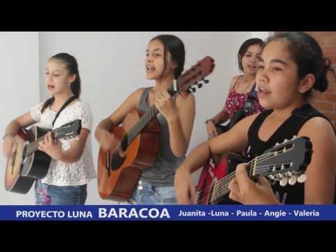 QUIERO SER (COVER Menudo) Proyecto LUNA BARACOA