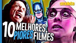 10 (melhores) PIORES FILMES DA HISTÓRIA | Omelista