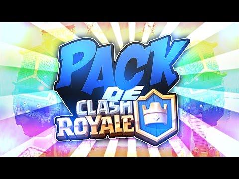 EL MEJOR PACK GFX DE CLASH ROYALE PARA ANDROID Y PC!!!