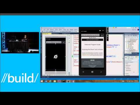 Build 2013 Windows Phone  Networking