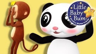 Learn with Little Baby Bum | Goosey Goosey Gander | Nursery Rhymes for Babies | Songs for Kids