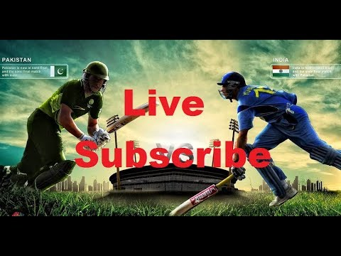 Live Cricket India Pakistan
