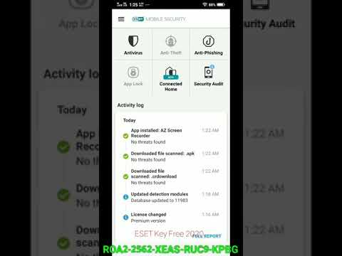 ESET Mobile Security 2020 Tested By Me