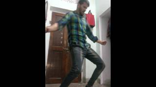 Best dance ever on dil kare chu che by Rohit ji