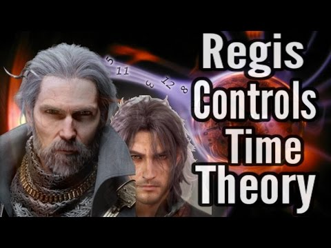 Final Fantasy XV story theory: Time loop of a fathers loves (ending spoilers)