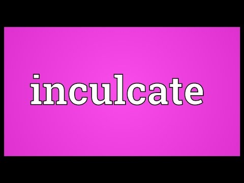 Inculcate Meaning
