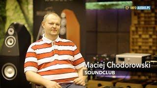 [PL] Maciej Chodorowski i SoundClub - warszawski klub koneserów dźwięku