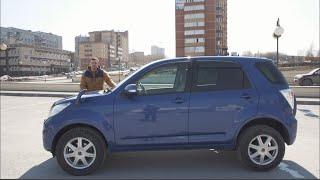 Почему Daihatsu BeGo, (Toyota Rush) Лучший Бюджетный Автомобиль Для Города.  Тест драйв...