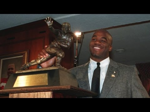 Heisman Trophy winner found dead in park