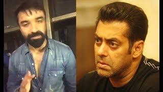 Ajaz Khan ANGRY On Salman Khan - Watch Full Video