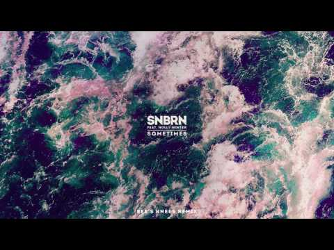 SNBRN - Sometimes feat. Holly Winter (Bee's Knees Remix) [Cover Art]