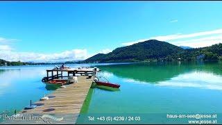 Klopeiner See - Urlaub am wärmsten See Österreichs