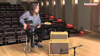 Fender '57 Deluxe Amplifier Review - Sweetwater Sound