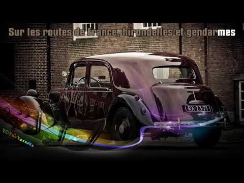 Joe Dassin - La Bande à Bonnot (choeurs) [BDFab Karaoke]