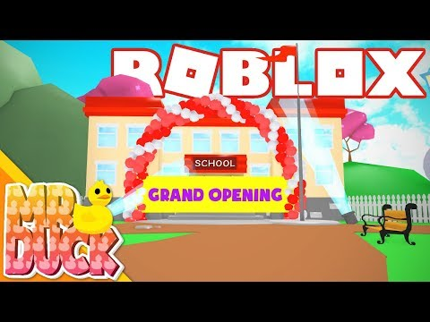 Roblox Meepcity Game Is Robux Safe School Grand Opening Roblox Meepcity Secret Room More Youtube