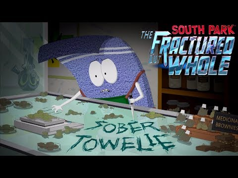 Pan Ręcznik [#6] South Park: The Fractured But Whole