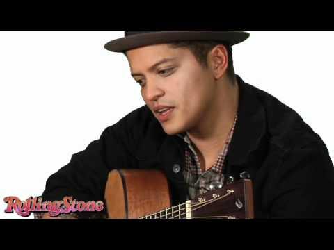 Bruno Mars Opens Up - YouTube
