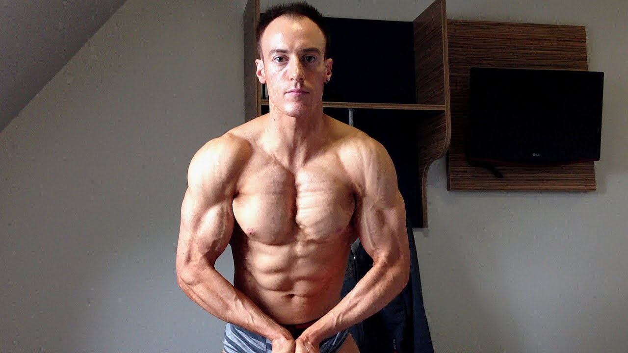 TRUE NATURAL BODYBUILDING MOTIVATION [Natural Aesthetics