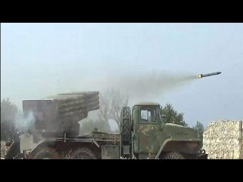 Syria War 2017 - Battle for Syria 2017 - Syria War News #33 Battle for Deir Ez-Zor & al-Bab