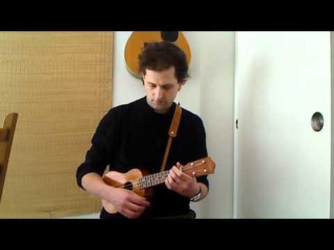 Moonglow Chord Melody on Ukulele