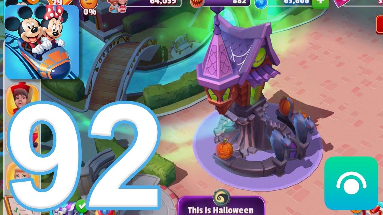 Download Disney Magic Kingdoms - Gameplay Walkthrough Part 92 - Level 29, Jack's House (iOS, Android)