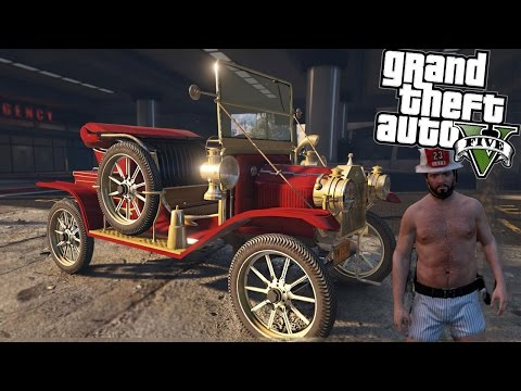 GTA 5 Mods - Ford Model T