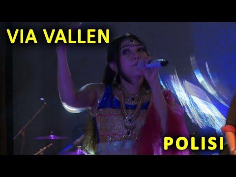Via Vallen - Polisi at Glutera Anniversary 2018 (HD 720p)