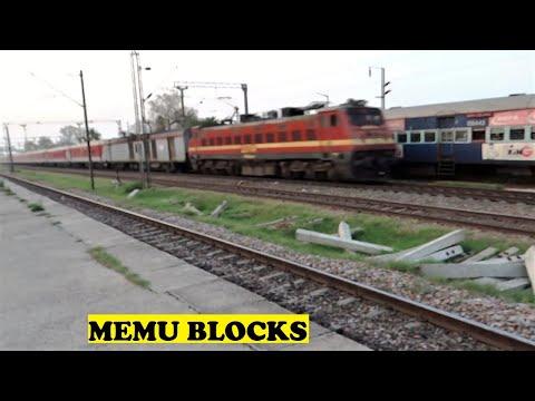 Stupid MEMU Blocks WAP4 High Speed Overtake