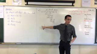 Remainder & Factor Theorems (1 of 4: Finding Similarities in remainders)