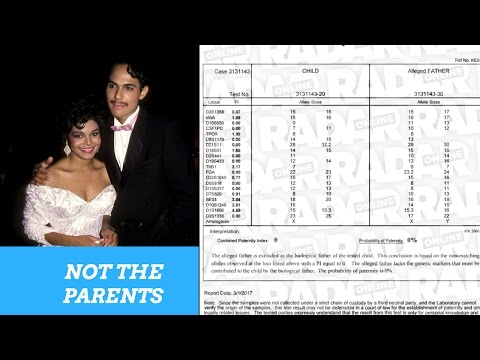 DNA RESULTS ARE IN: TIFFANY WHYTE YOU ARE NOT THE SECRET DAUGHTER OF JANET JACKSON & JAMES DEBARGE