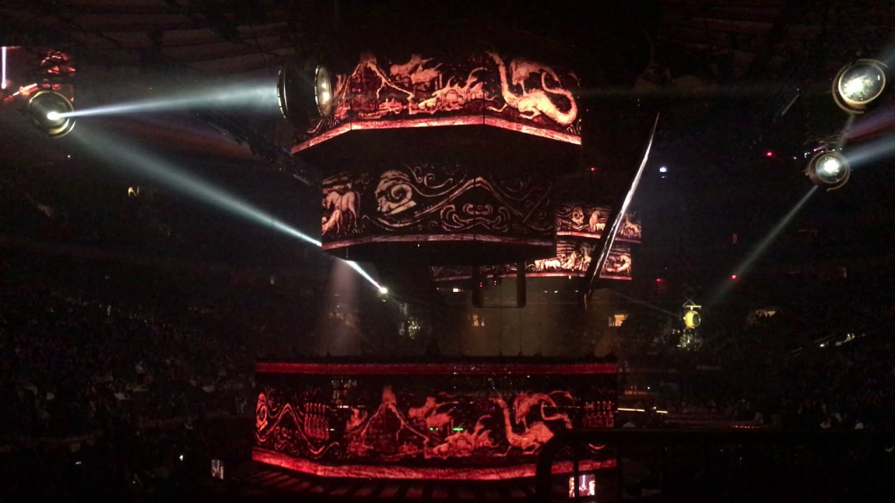 Ramin Djawadi Maester Live Game Of Thrones Concert Madison Square Garden 3 7 17 Youtube