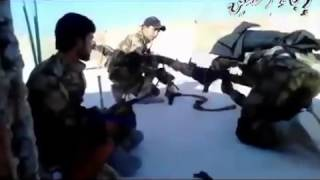 08 12 2013 Iraqi Militias Rush Attack On FSA in Aleppo, Syria Low
