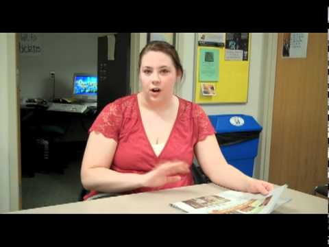 Elise Explains Producing the Student Newspaper